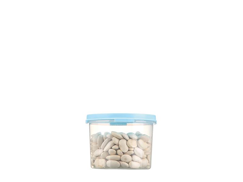 0.6L圆形密封罐(hr0313)